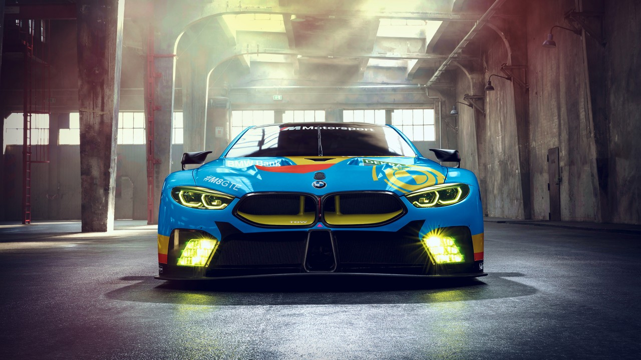 BMW M8 GTE 2018 2 Wallpaper | HD Car Wallpapers | ID #9273