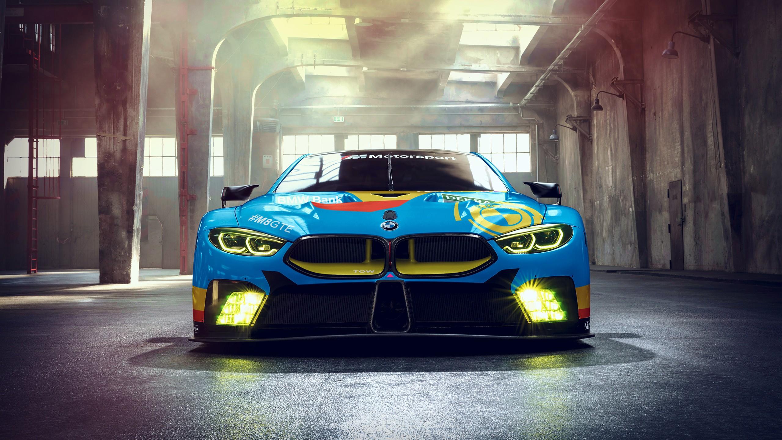 BMW M8 GTE 2018 2 Wallpaper | HD Car Wallpapers | ID #9273