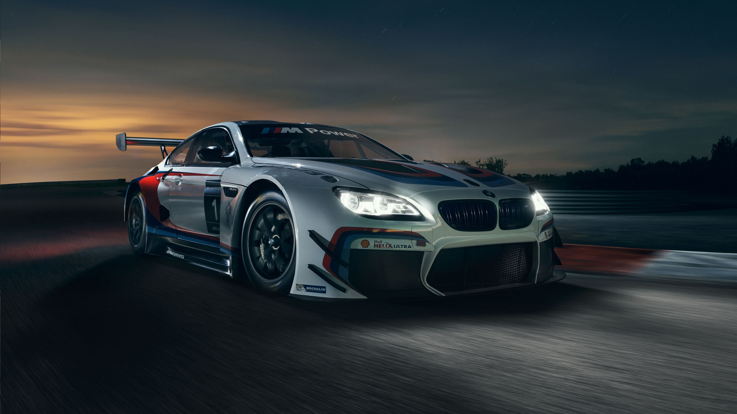 BMW M Power Racing track Wallpaper | HD Car Wallpapers ...