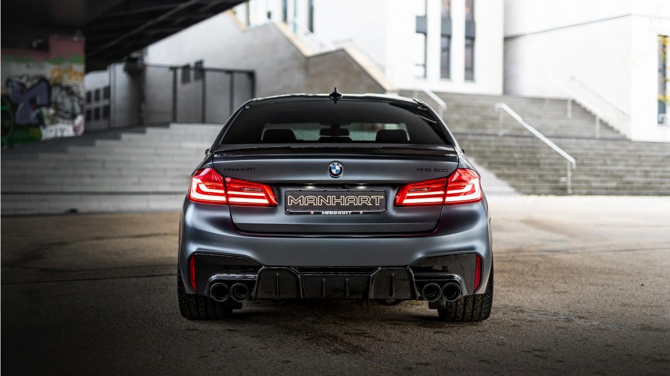 Bmw Alpina B6 >> BMW Manhart MH5 800 2019 5K 2 Wallpaper | HD Car ...