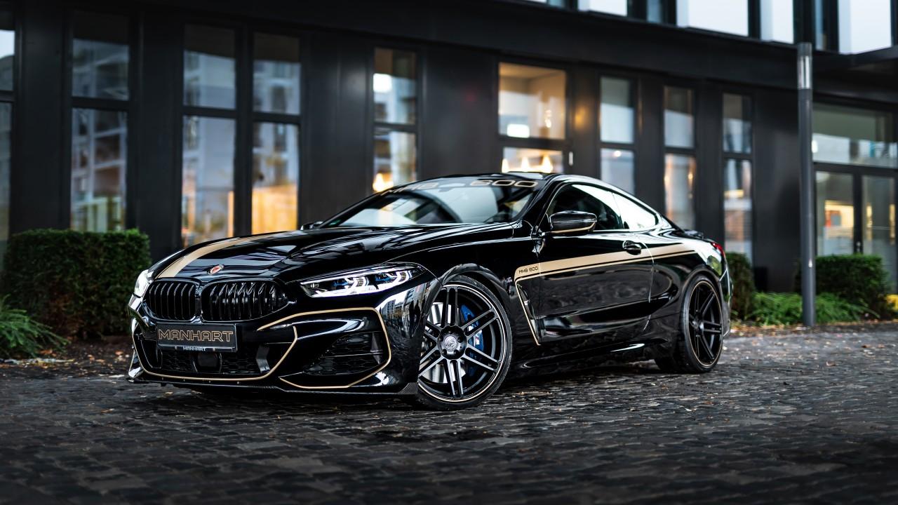 BMW Manhart MH8 600 2019 4K Wallpaper   HD Car Wallpapers ...