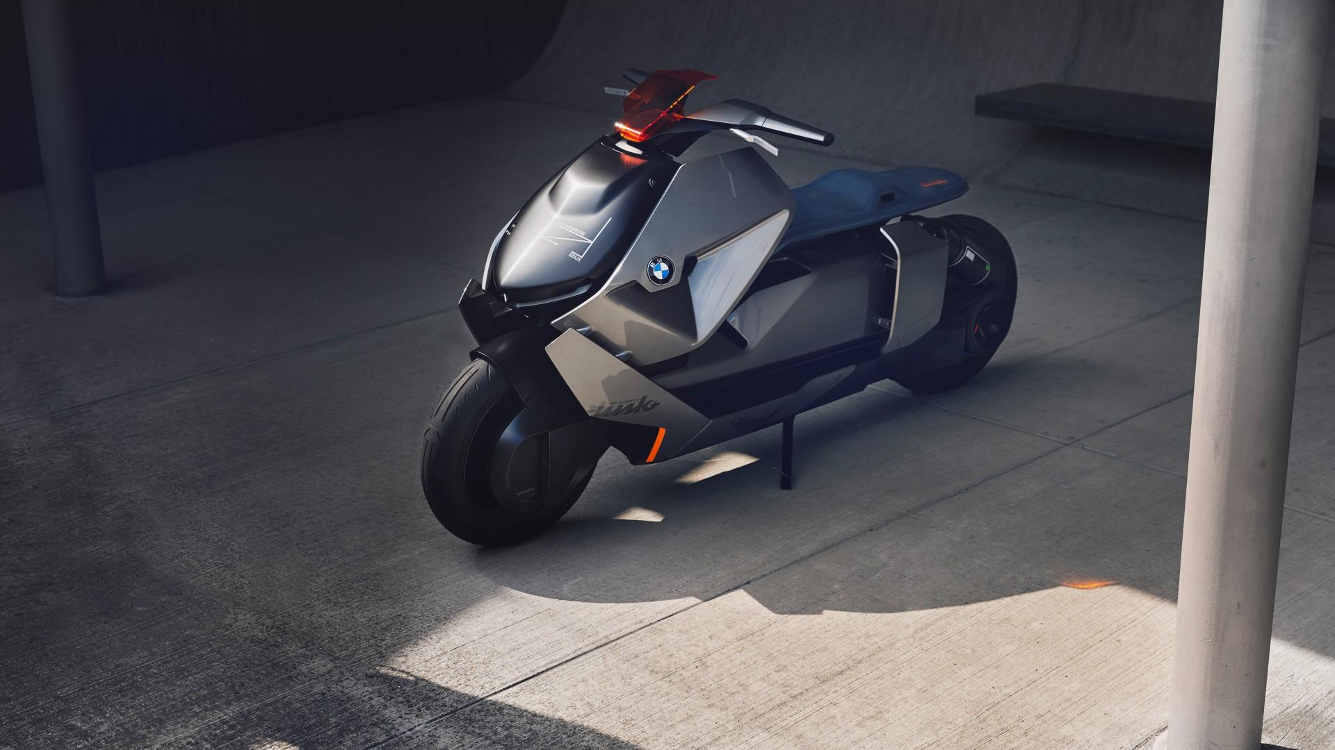 BMW Motorrad Concept Link Wallpaper   HD Car Wallpapers ...