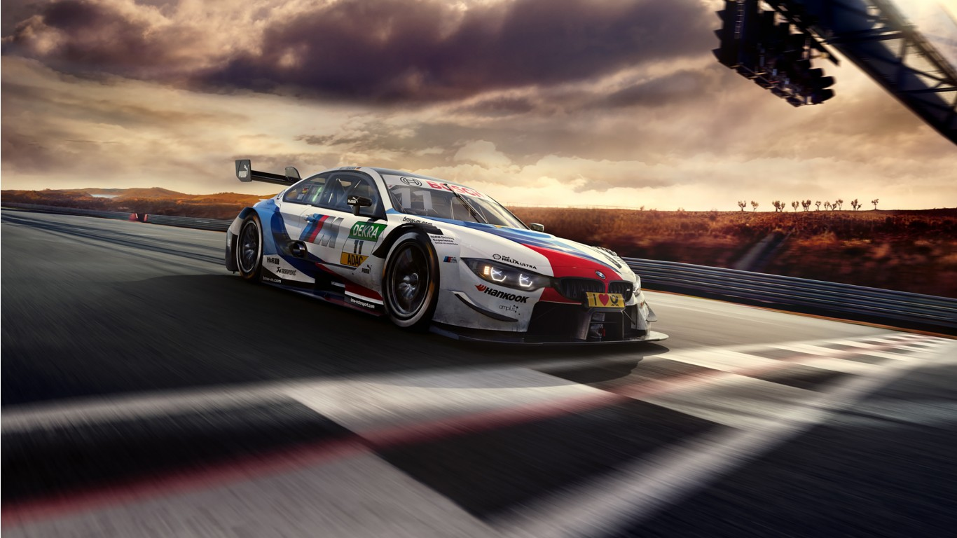 BMW Motorsport M4 DTM Wallpaper HD Car Wallpapers ID