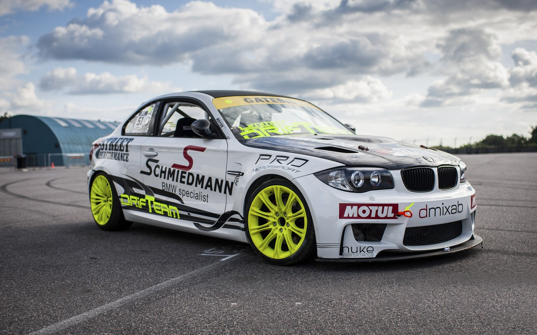 BMW Series 1 Drift Car Wallpaper   HD Car Wallpapers   ID ...