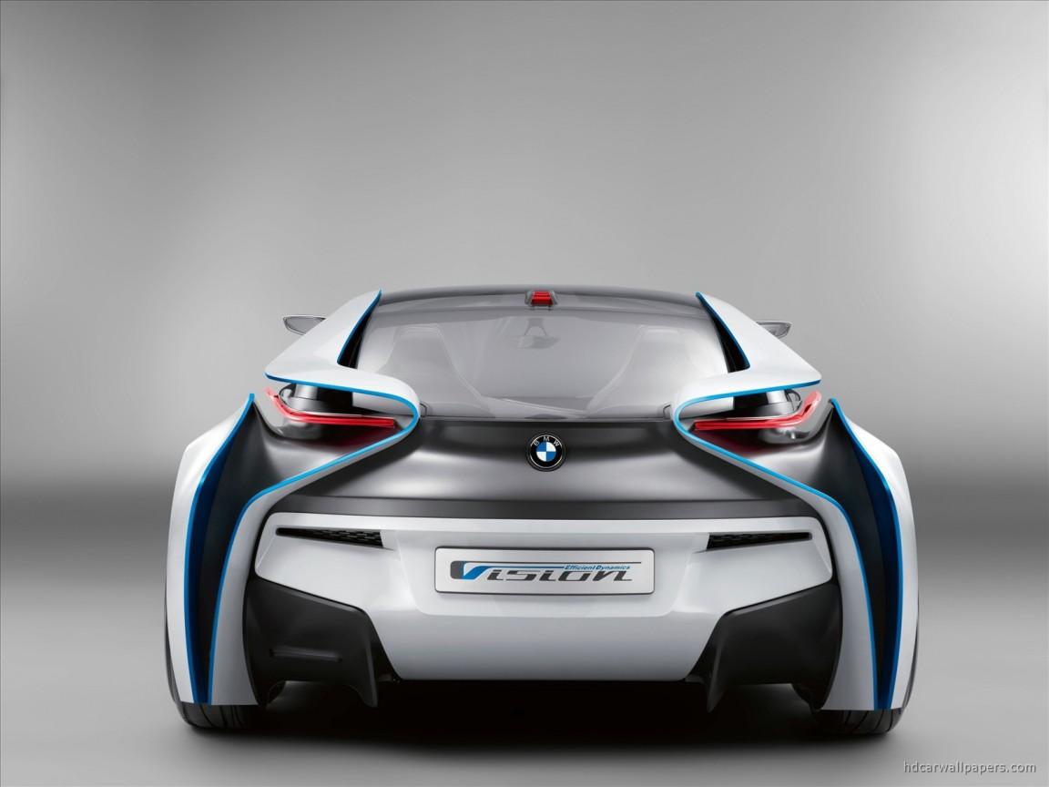 BMW Vision Efficient Dynamics Concept 3 Wallpaper   HD Car ...