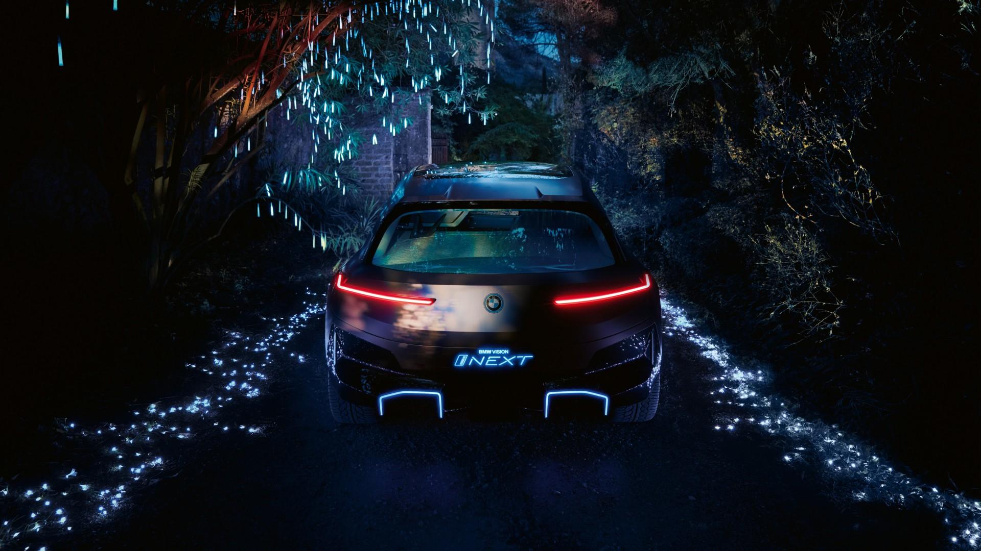 BMW Vision iNEXT Future SUV Car 4K 4 Wallpaper | HD Car