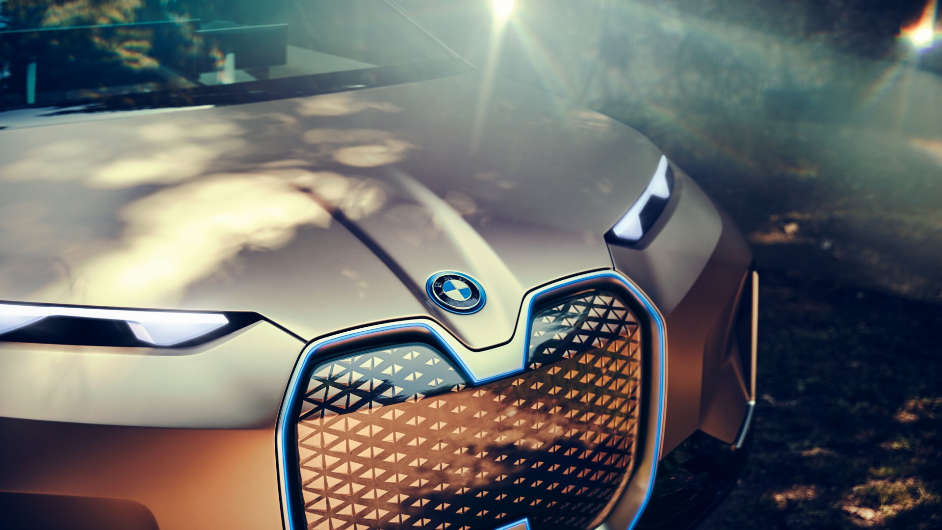BMW Vision iNEXT Future SUV Car 4K 5 Wallpaper | HD Car ...