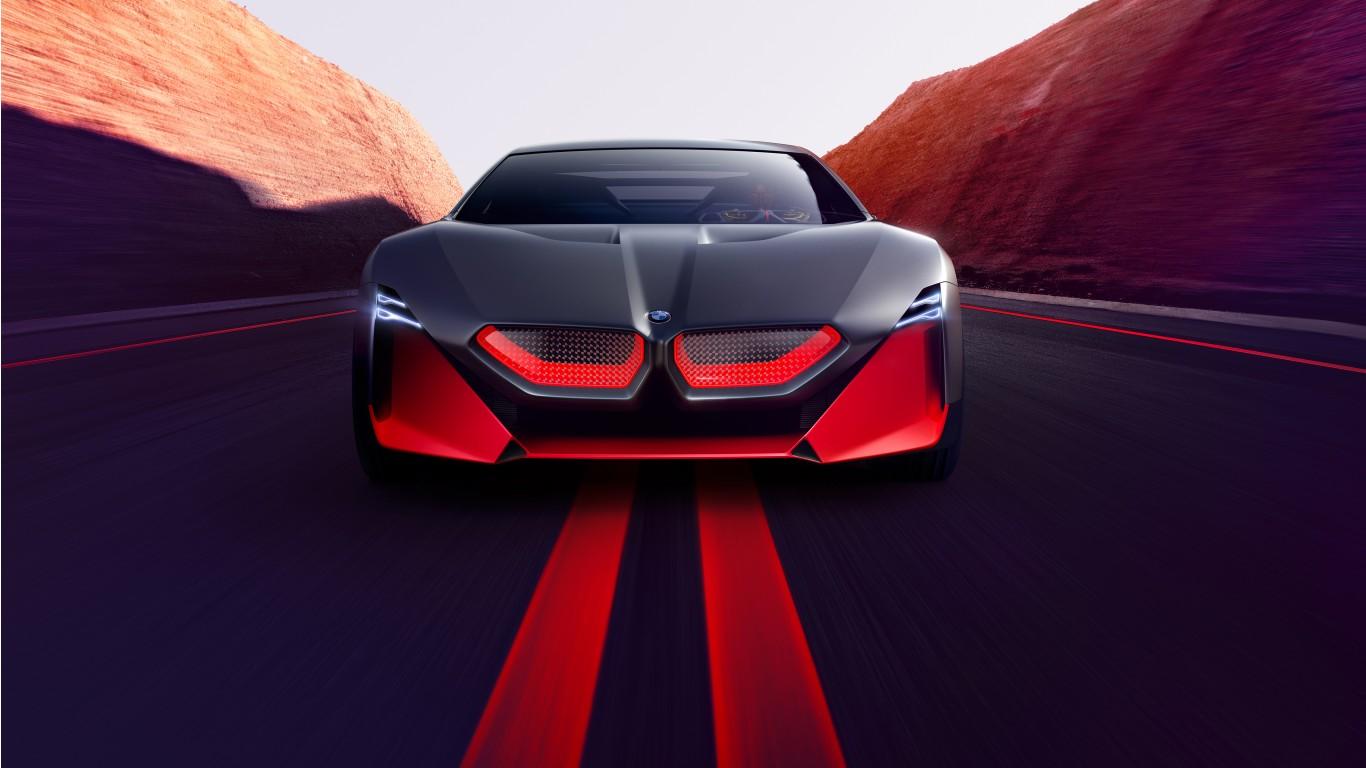 Bmw Vision M Next K X on Alfa Romeo 2019