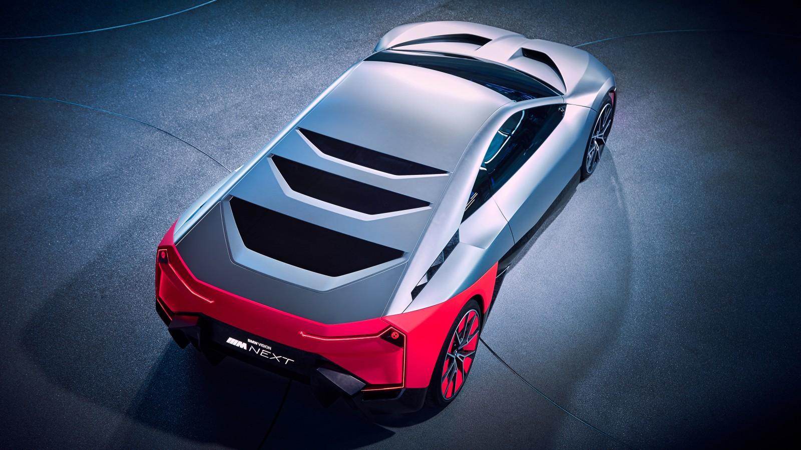 BMW Vision M NEXT 2019 4K 3 Wallpaper