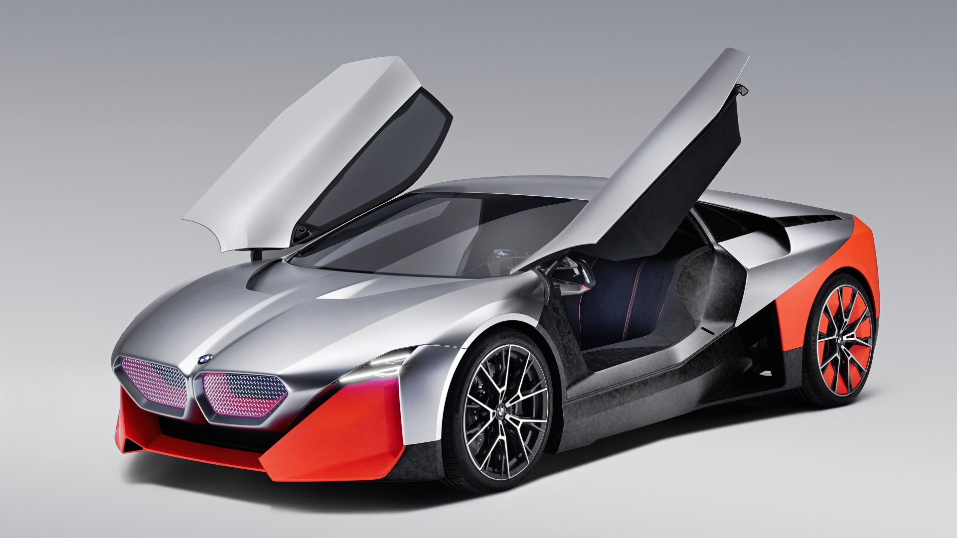 BMW Vision M NEXT 2019 4K 5 Wallpaper   HD Car Wallpapers ...