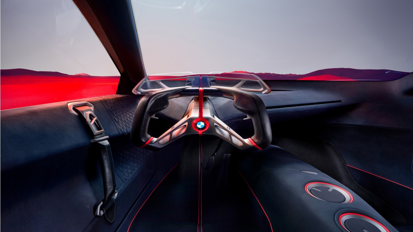 BMW Vision M NEXT 2019 4K Interior Wallpaper | HD Car ...