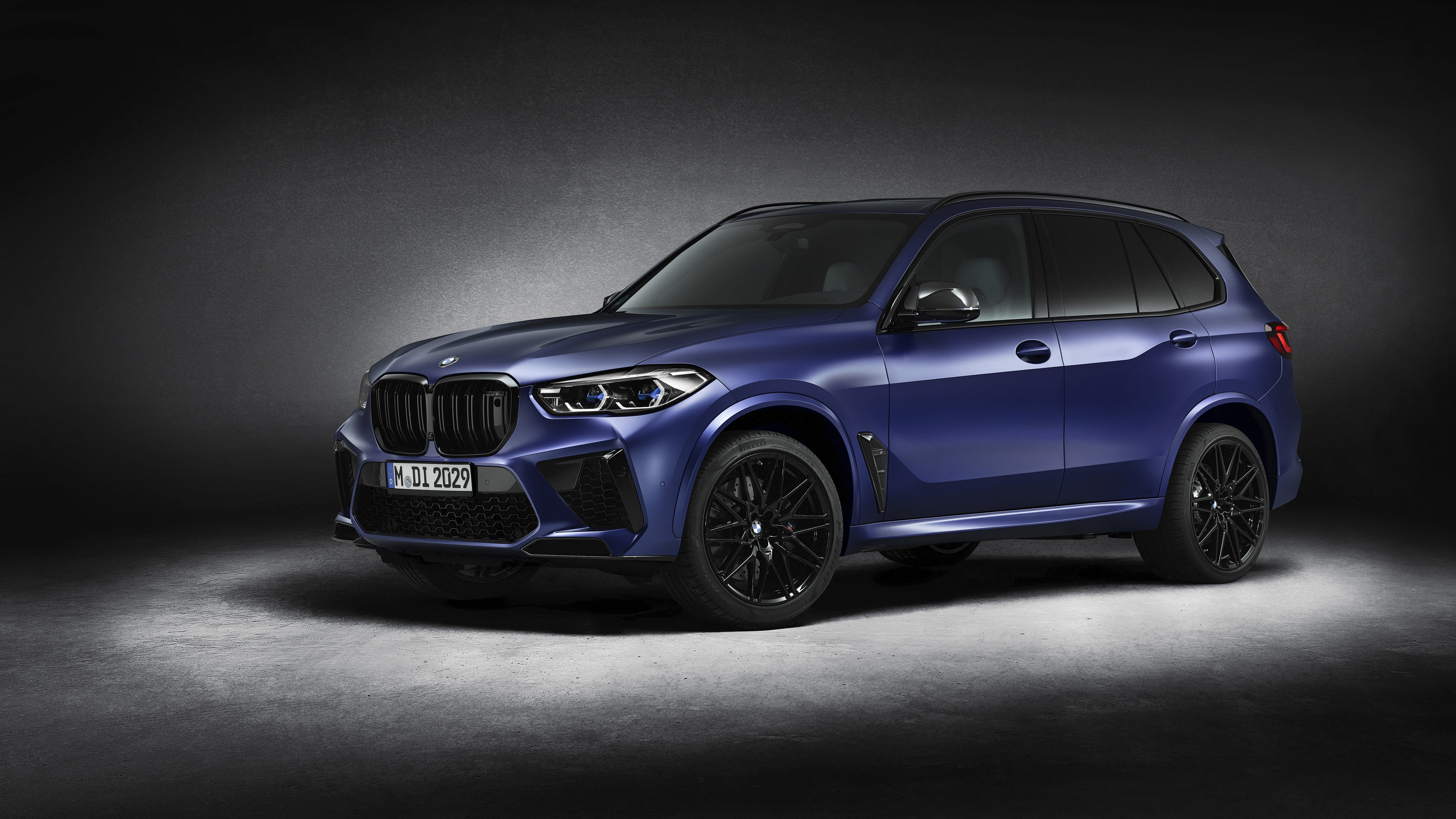 BMW X5 M Competition First Edition 2021 5K Wallpaper   HD ...