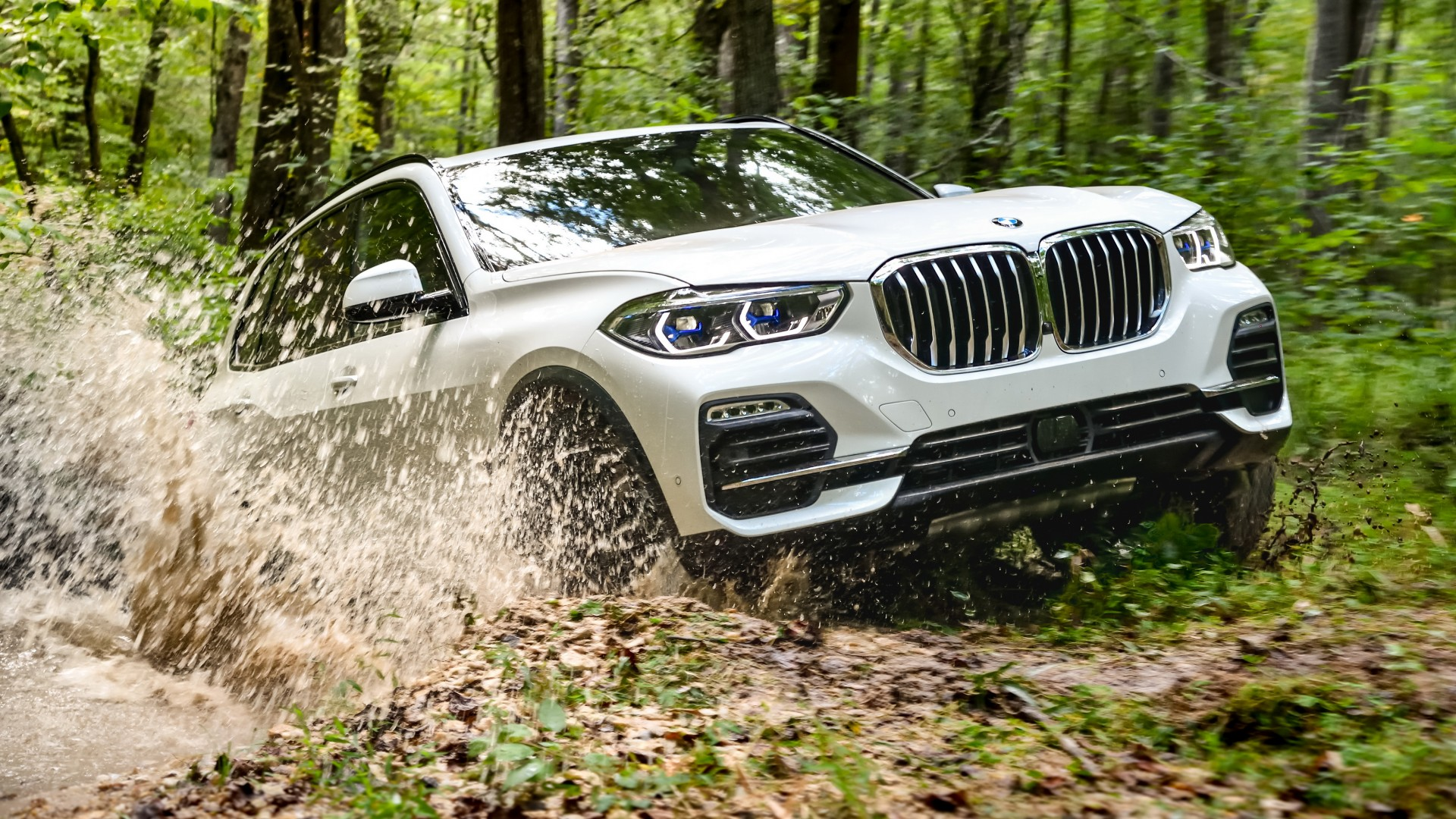 BMW X5 XDrive40i 2018 4K 2 Wallpaper
