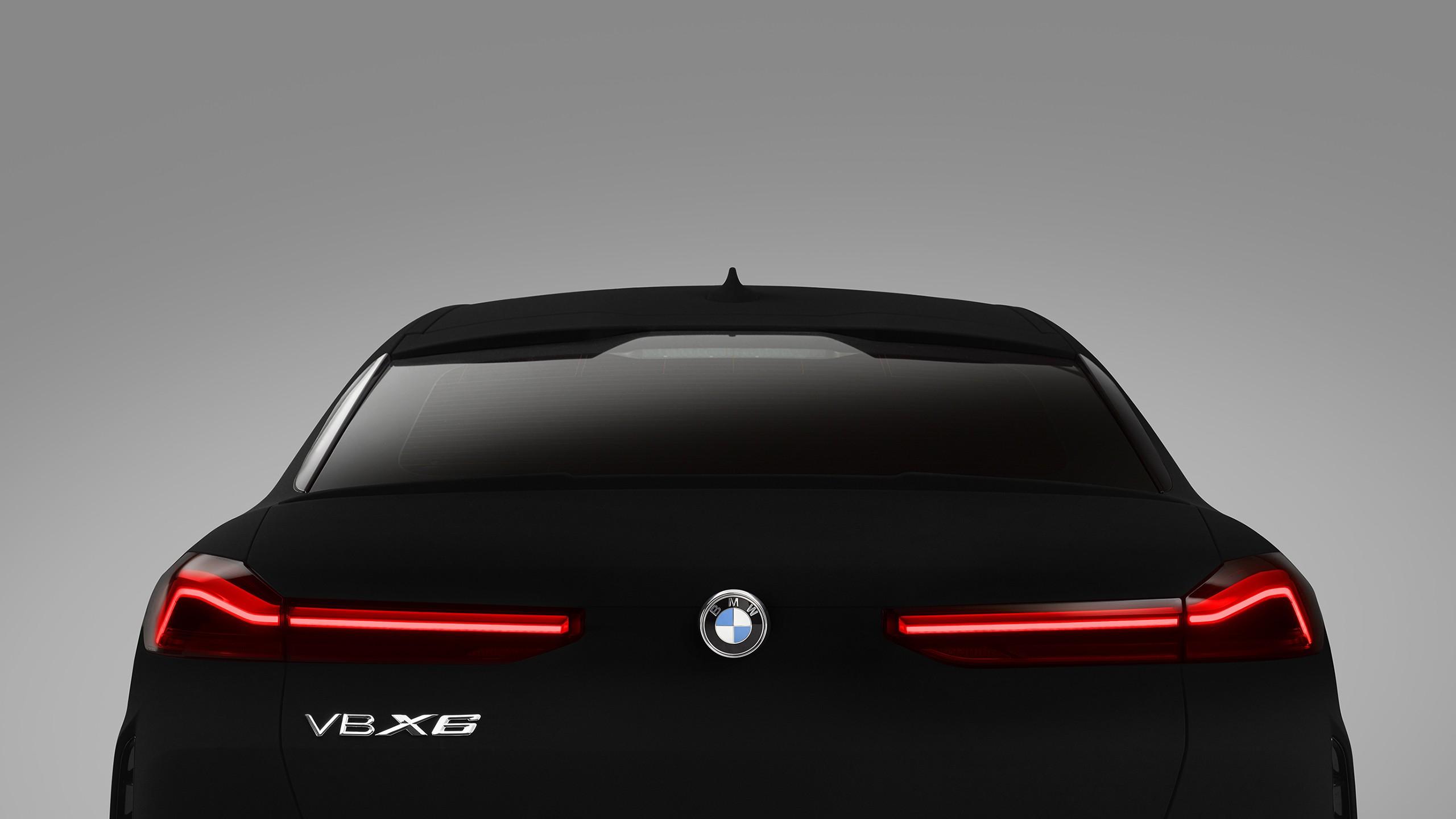 BMW X6 Vantablack 2019 4 Wallpaper   HD Car Wallpapers ...