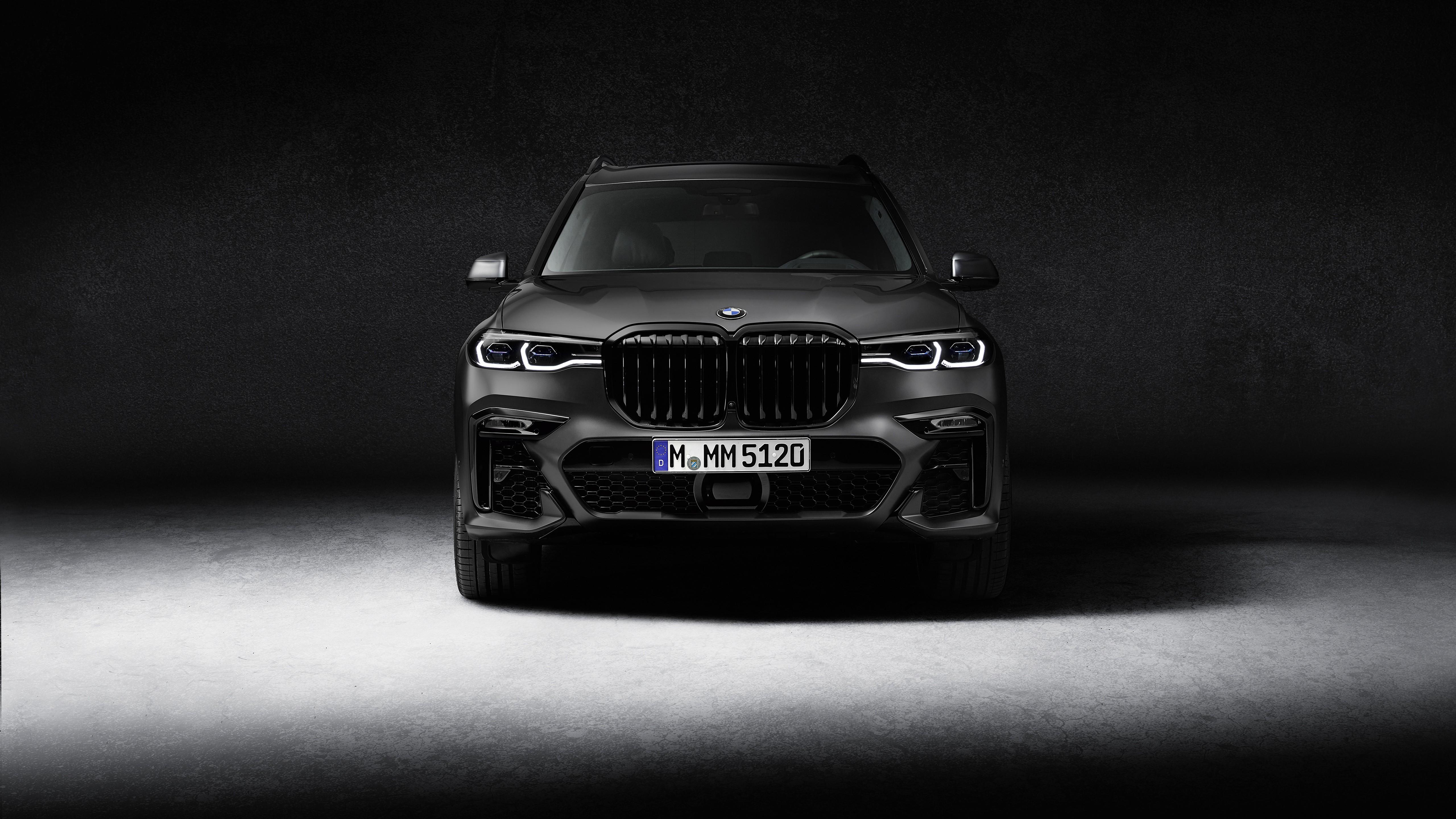 Bmw X7 M50i Edition Dark Shadow 2020 5k Wallpaper Hd Car Wallpapers Id 15369