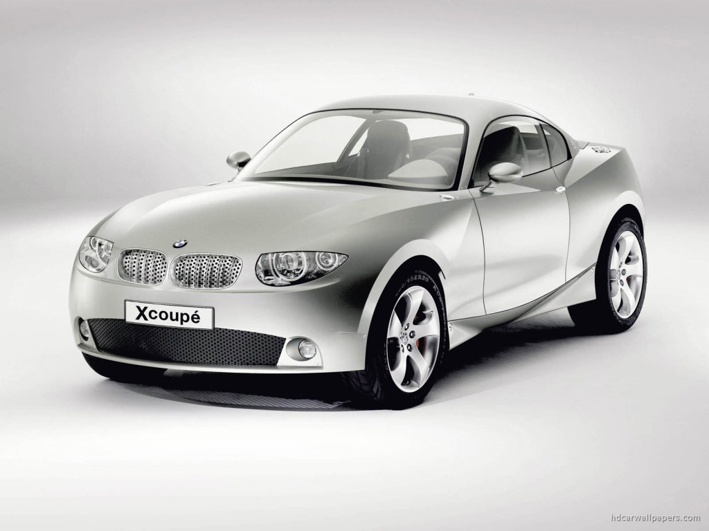 Bmw Xcoupe Wallpaper In 1024x768 Resolution