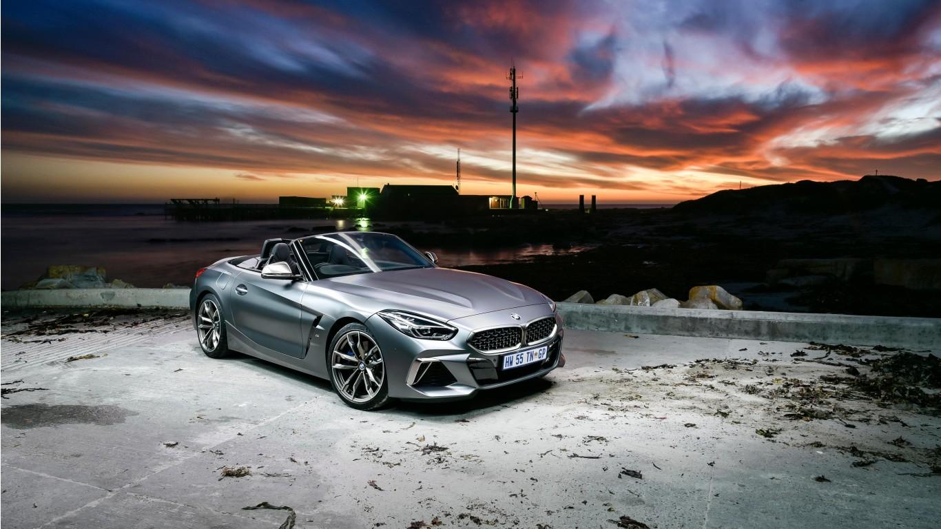 BMW Z4 M40i 2019 4K Wallpaper