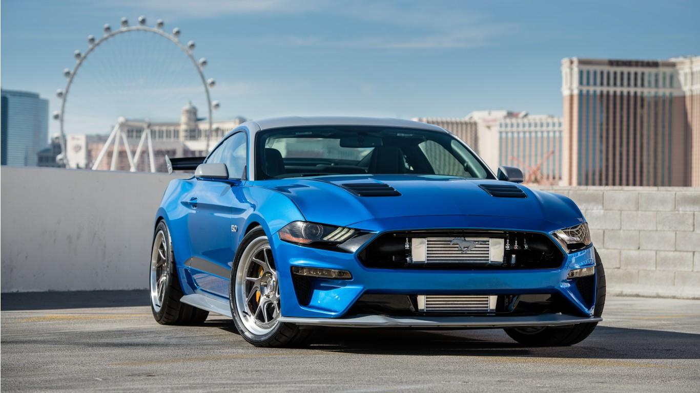 Bojix Design Ford Mustang GT 2018 4K Wallpaper | HD Car ...
