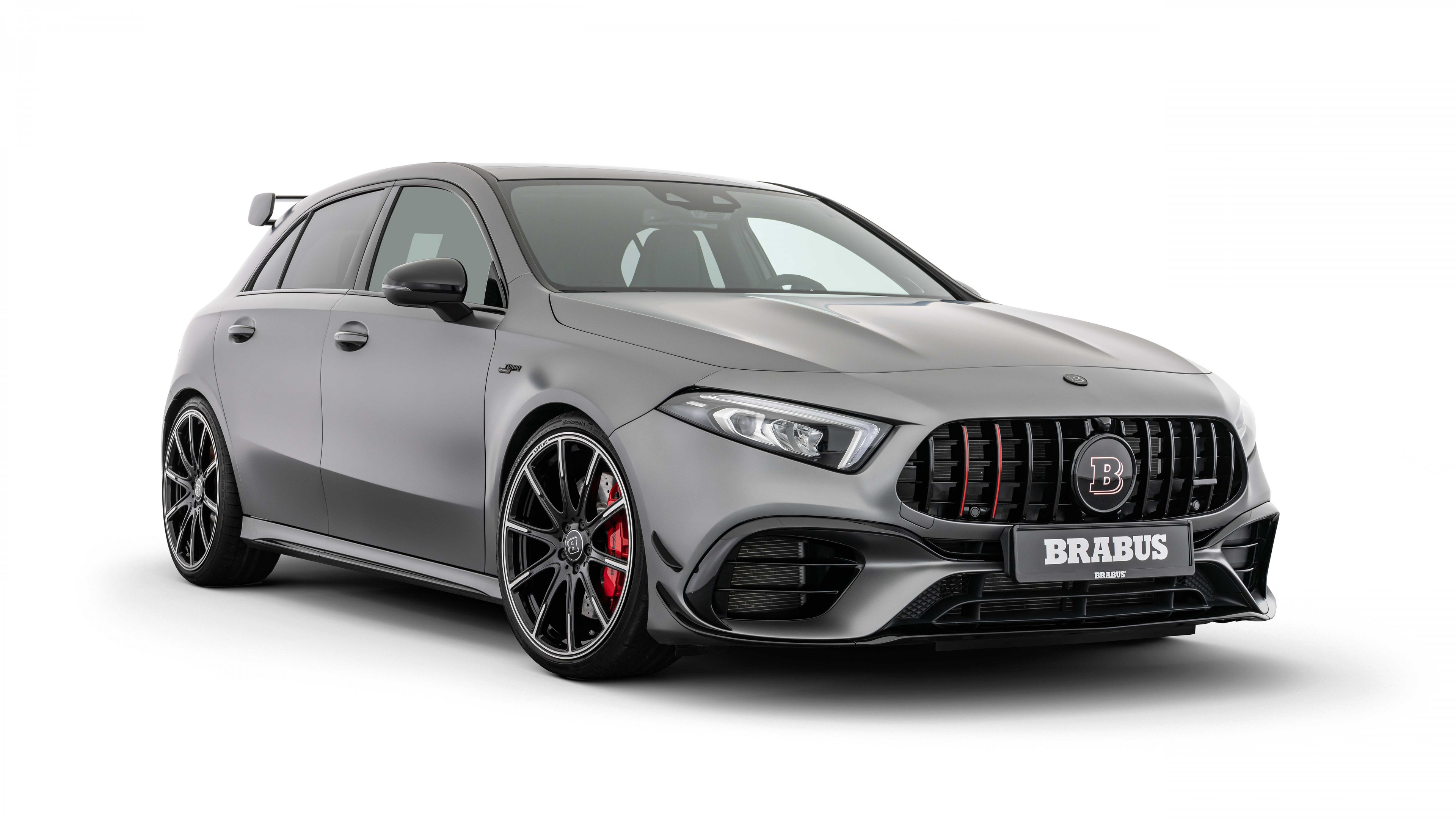 Brabus B45 Mercedes-AMG A45 S 2021 4K 2 Wallpaper | HD Car ...