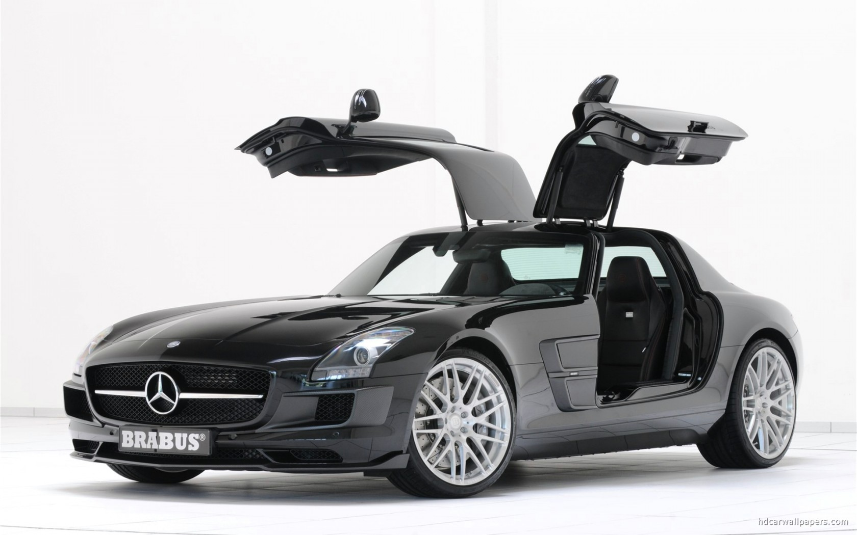 brabus mercedes benz sls amg 2011 wallpaper in 1680x1050. Black Bedroom Furniture Sets. Home Design Ideas