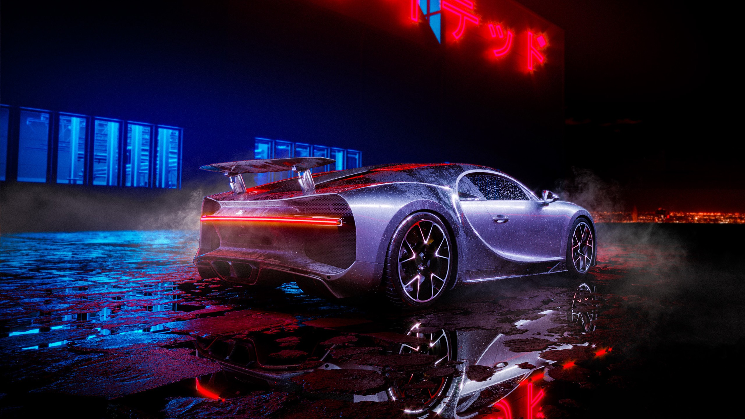 Bugatti Chiron Wallpaper Hd Car Wallpapers Id 11529