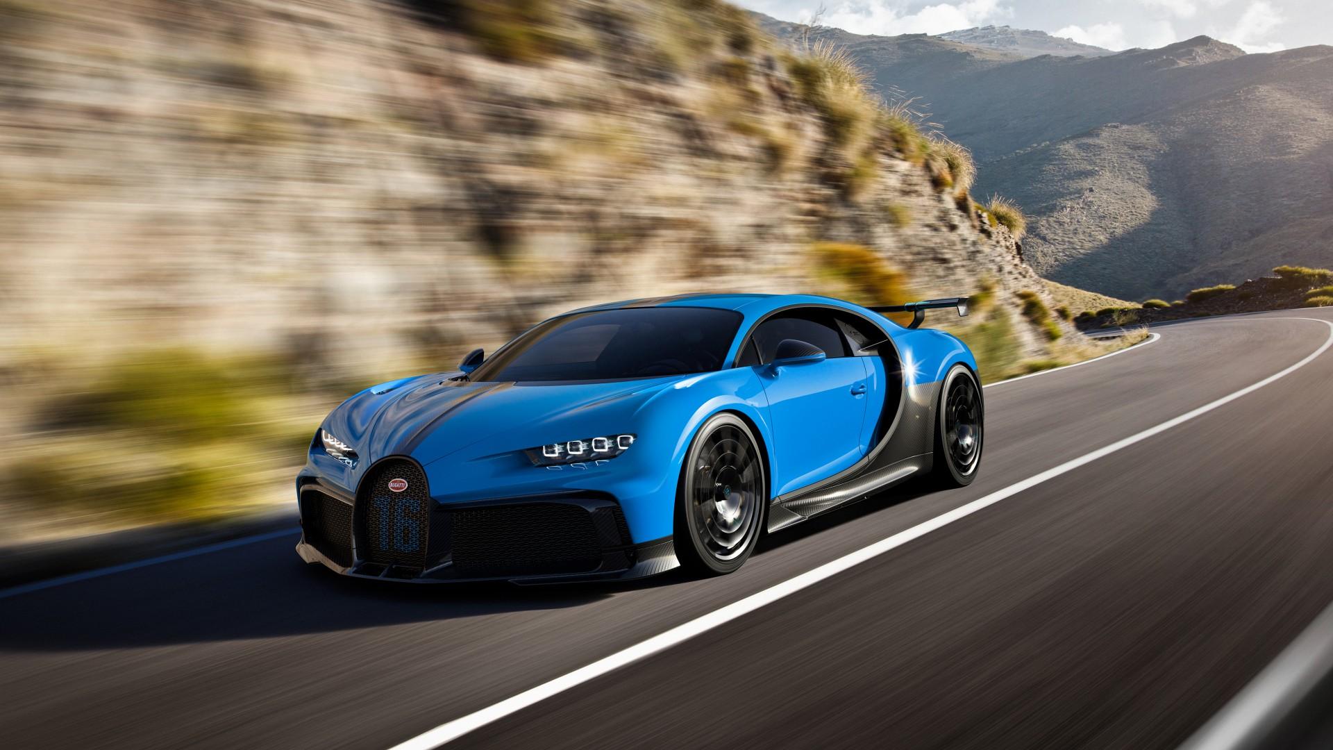 Bugatti Chiron Pur Sport 2020 4K Wallpaper   HD Car ...