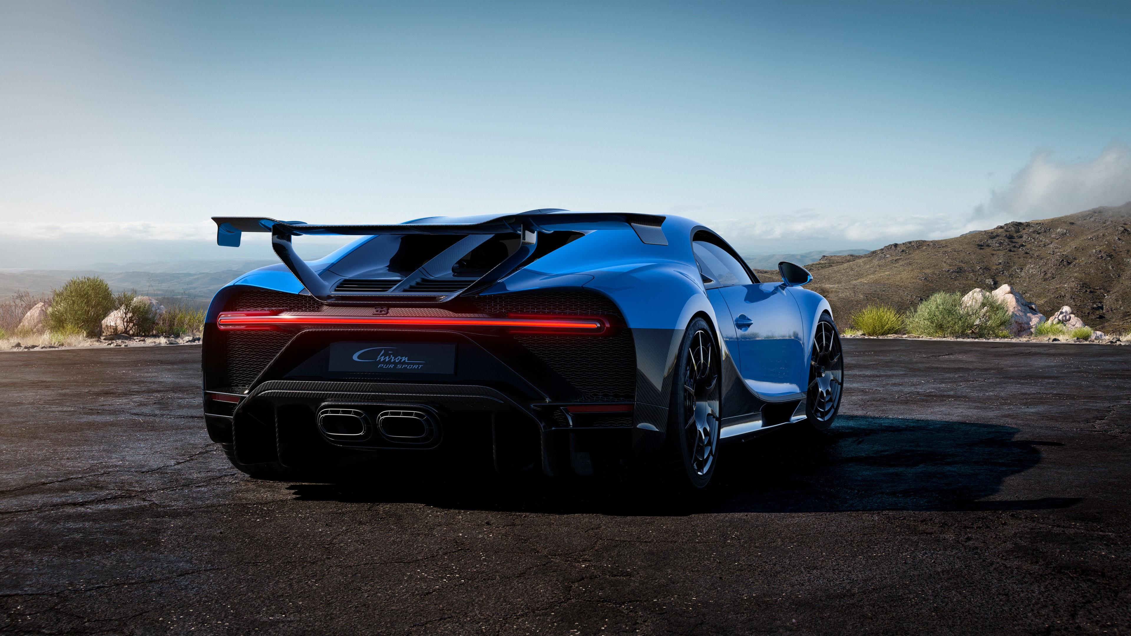 Bugatti Chiron Pur Sport 2020 5K 4 Wallpaper   HD Car ...