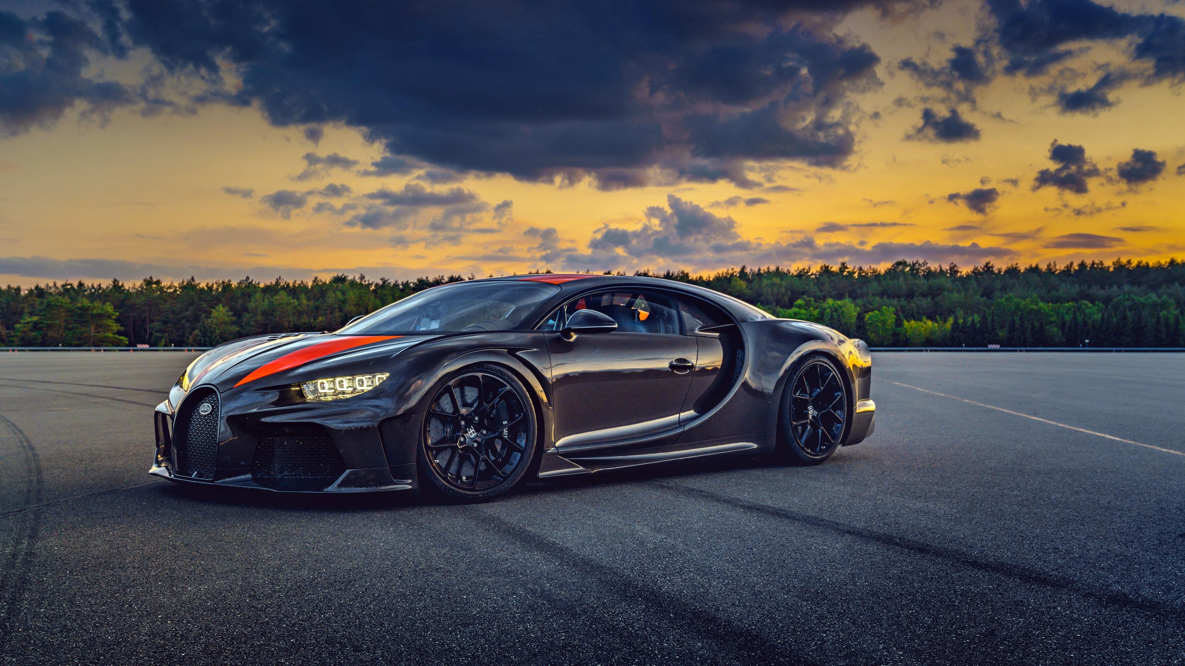 Bugatti Chiron Super Sport 300 Prototype 2019 4k 8k Wallpaper Hd Car Wallpapers Id 13965