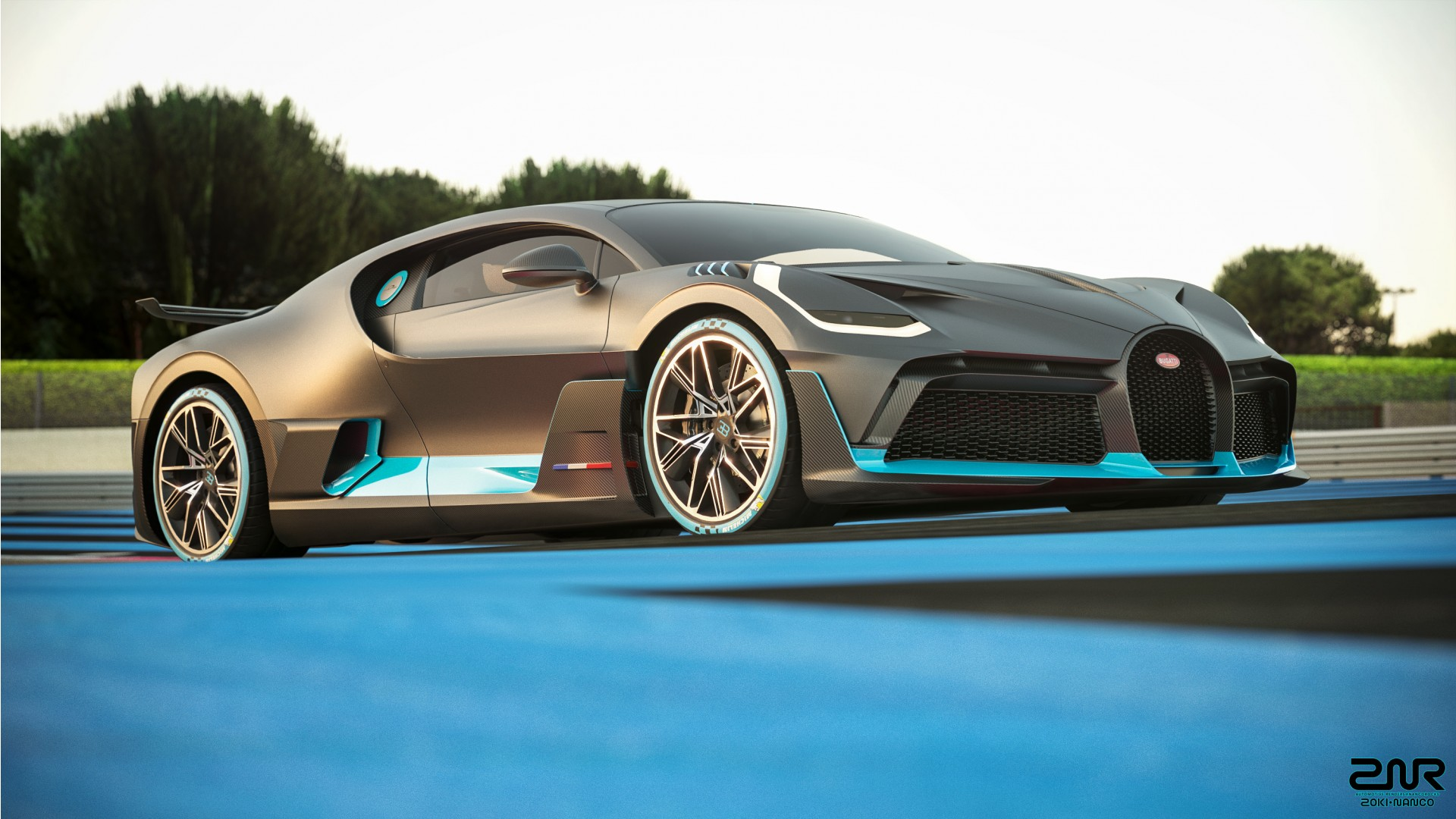 Bugatti Divo 2 Wallpaper HD Car Wallpapers ID #11344