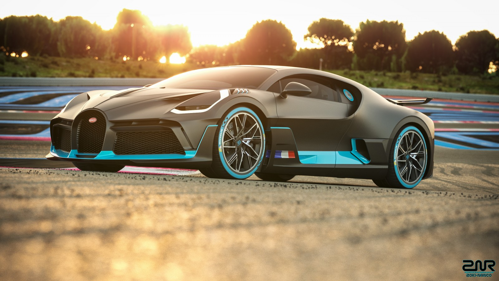 Cars Wallpapers: Bugatti Divo 3 Wallpaper