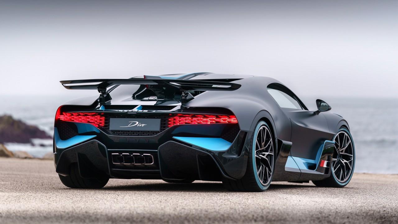 Bugatti Divo 4K 2 Wallpaper