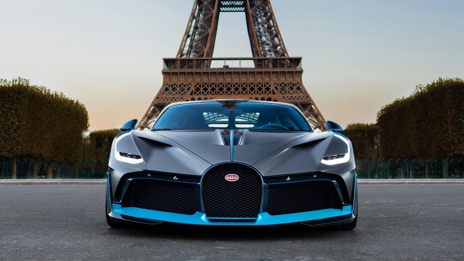Bugatti Divo In Paris 2 Wallpaper Hd Car Wallpapers Id 11343