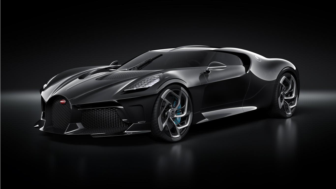 Bugatti La Voiture Noire 2019 4k Wallpaper Hd Car