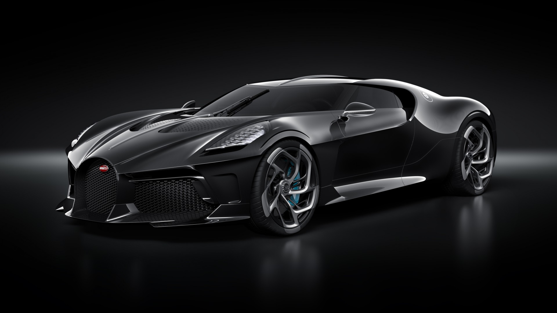 Bugatti La Voiture Noire K X