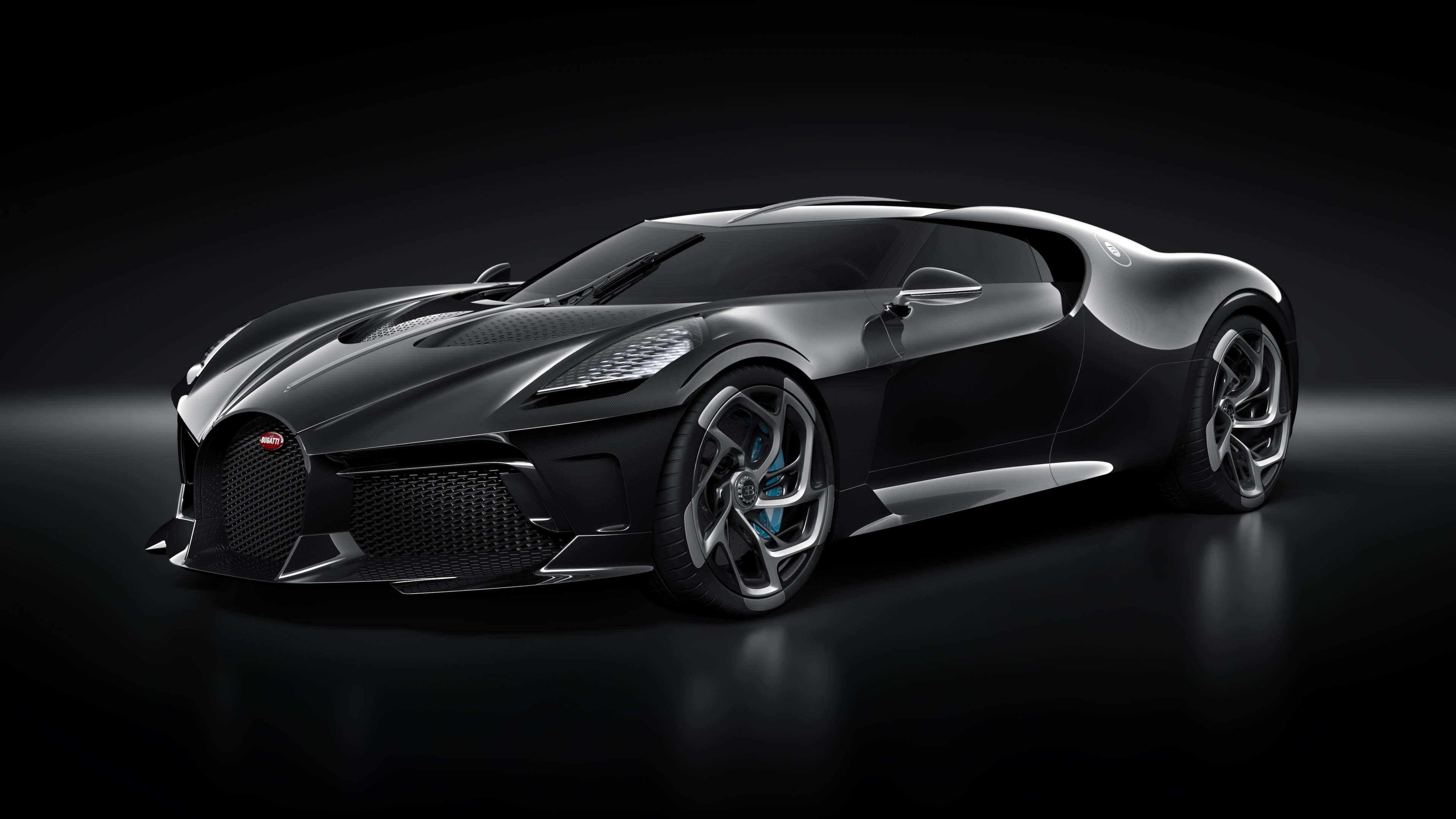 Bugatti La Voiture Noire 2019 4k Wallpaper Hd Car Wallpapers Id 12201