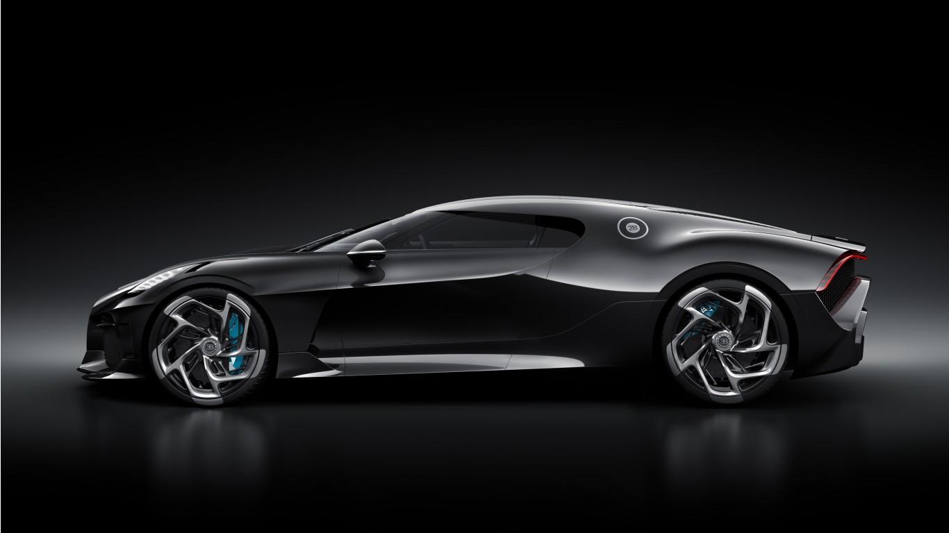 Bugatti La Voiture Noire 2019 4k 2 Wallpaper Hd Car