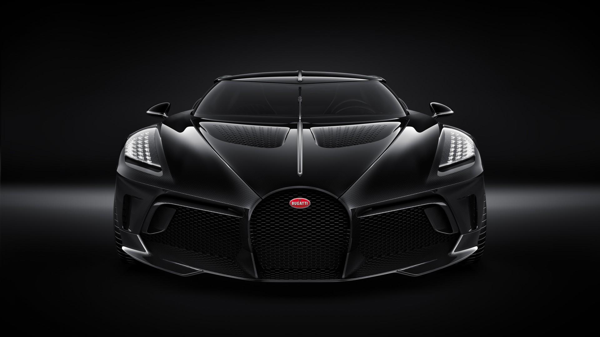 Bugatti La Voiture Noire 2019 4k 3 Wallpaper Hd Car