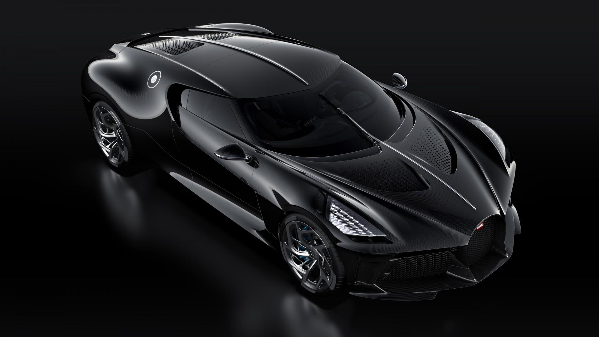 Bugatti La Voiture Noire 2019 4K 5 Wallpaper | HD Car ...