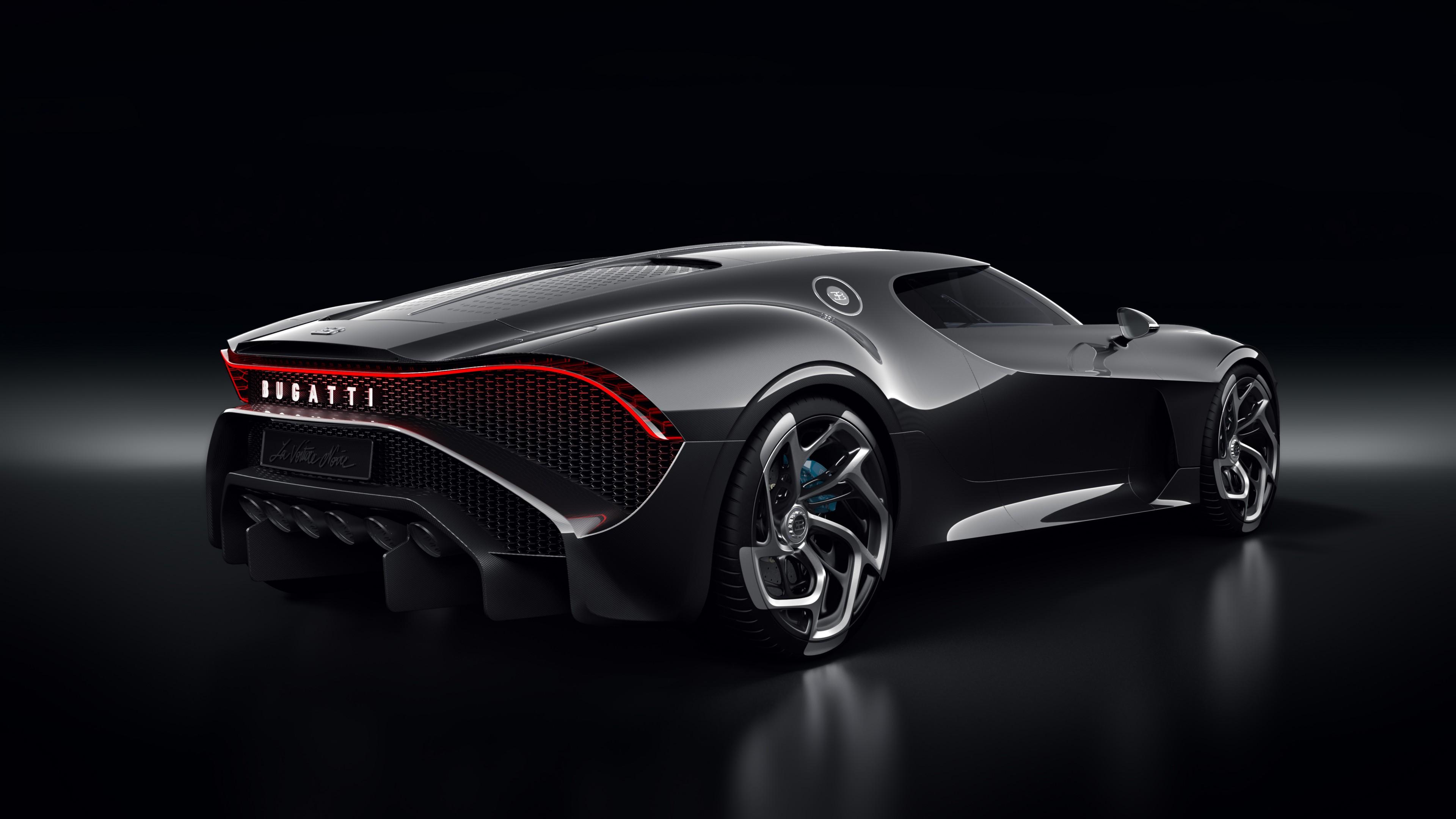 Bugatti La Voiture Noire 2019 4k 7 Wallpaper Hd Car