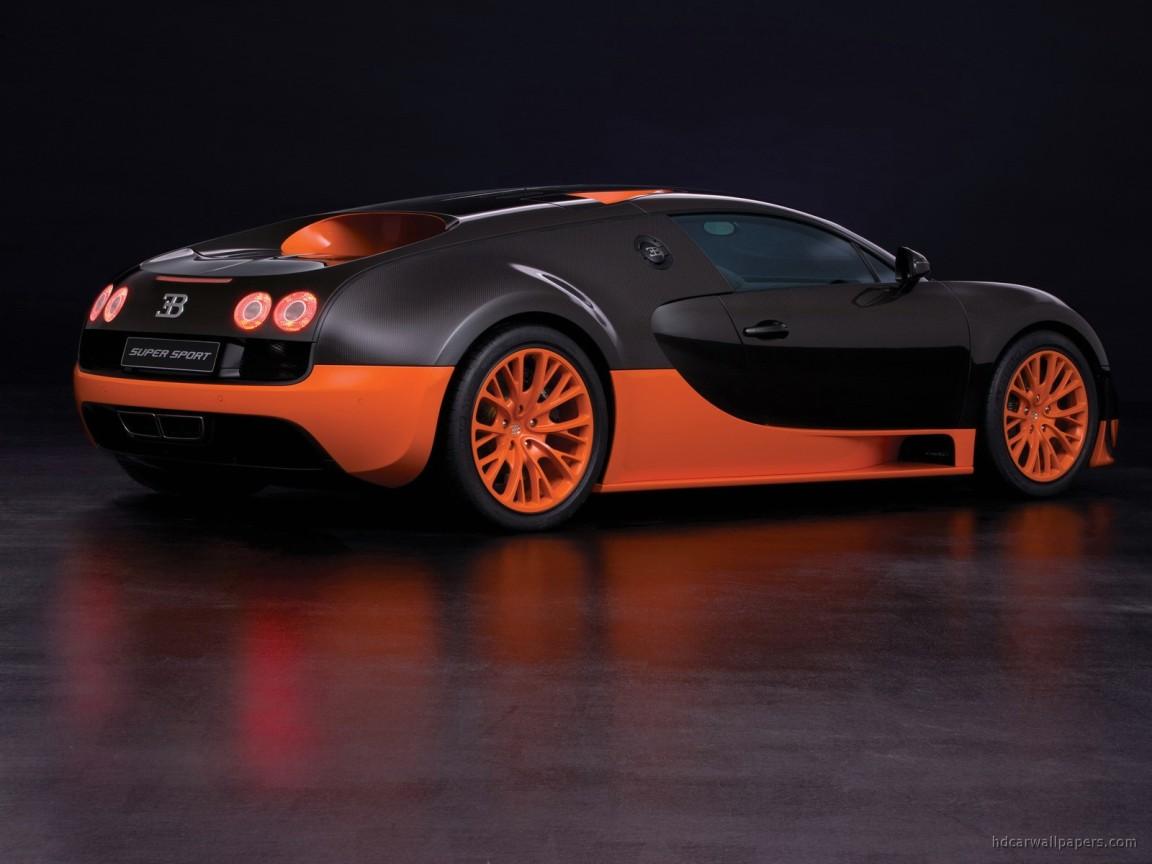 Bugatti Veyron Super Sport 4k Wallpaper: Bugatti Veyron 16.4 Super Sport 2 Wallpaper