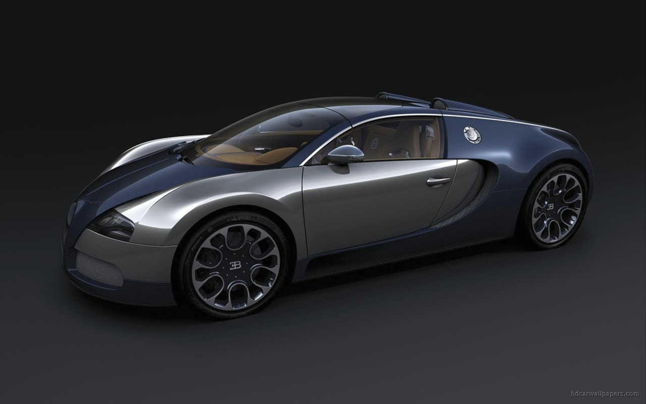 bugatti veyron grand sport sang bleu 4 wallpaper hd car. Black Bedroom Furniture Sets. Home Design Ideas