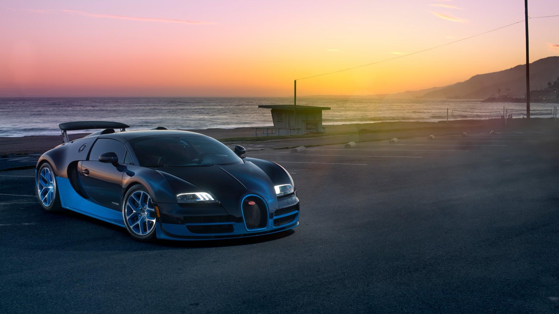 Sport Wallpaper Bugatti Veyron: Bugatti Veyron Grand Sport Vitesse 5K Wallpaper