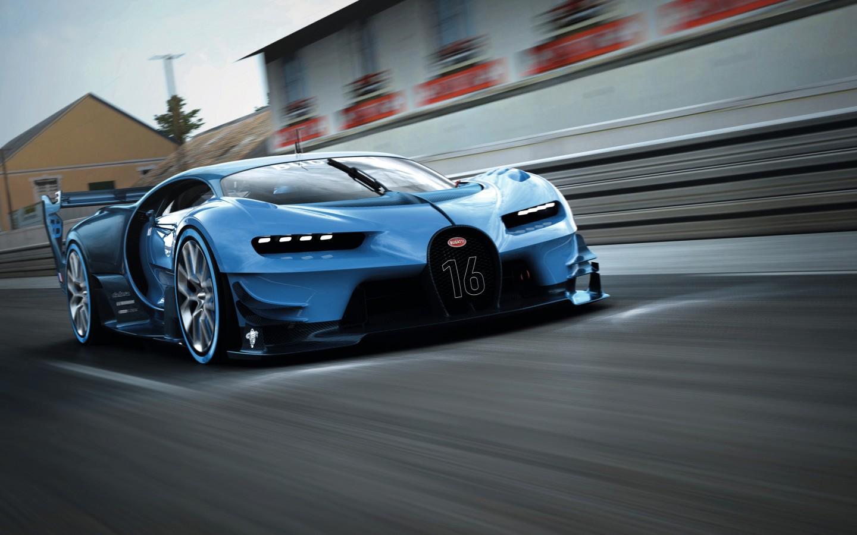 Bugatti Vision Gran Turismo 2015 Wallpaper   HD Car ...