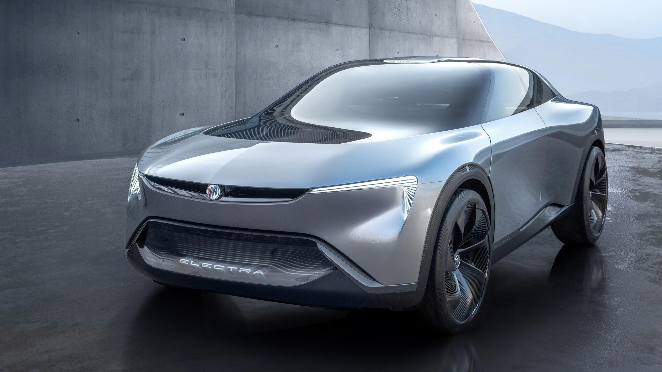 Buick Electra Concept 2020 5K 3 Wallpaper | HD Car ...