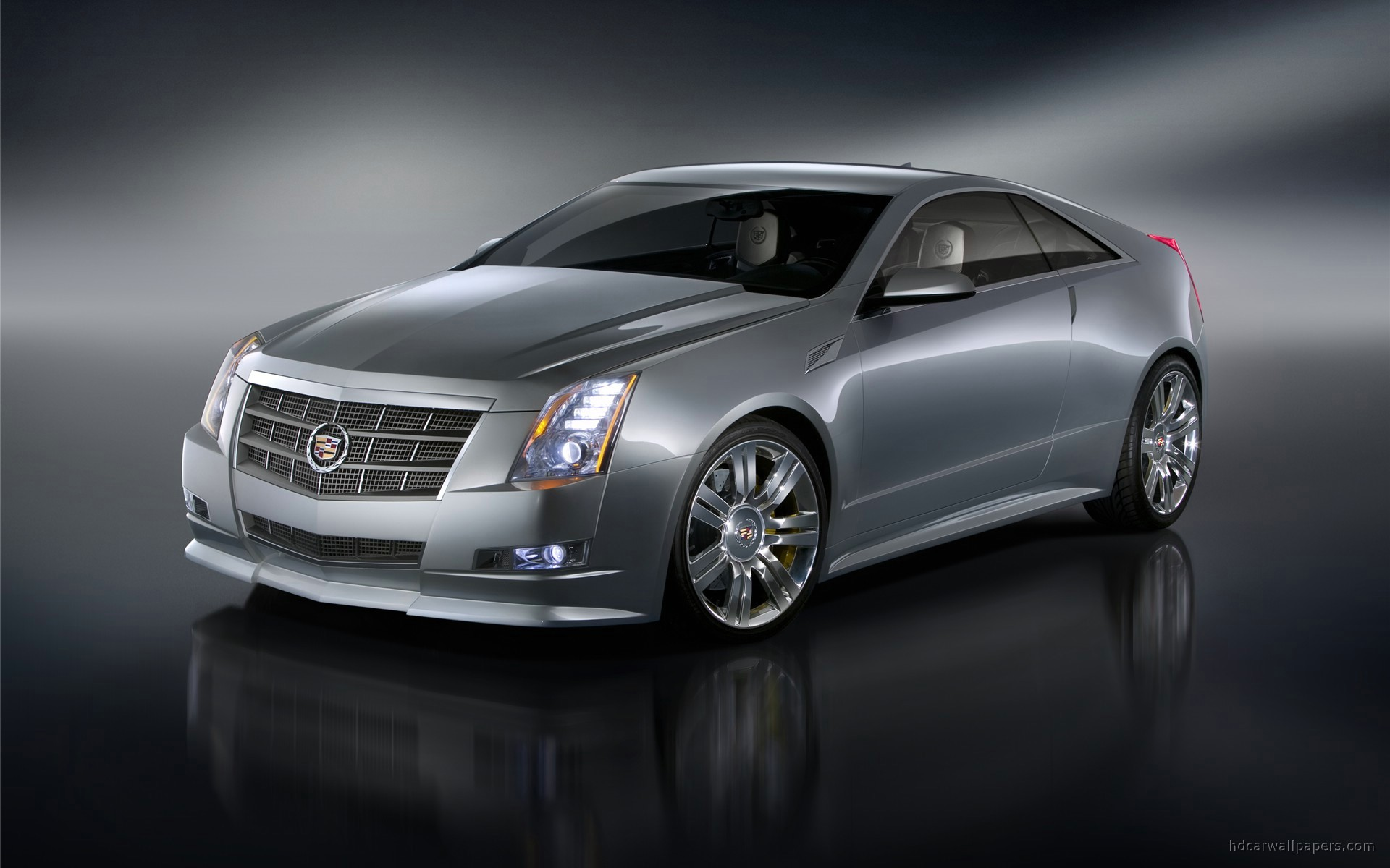Cadillac Cts Coupe Concept Wallpaper