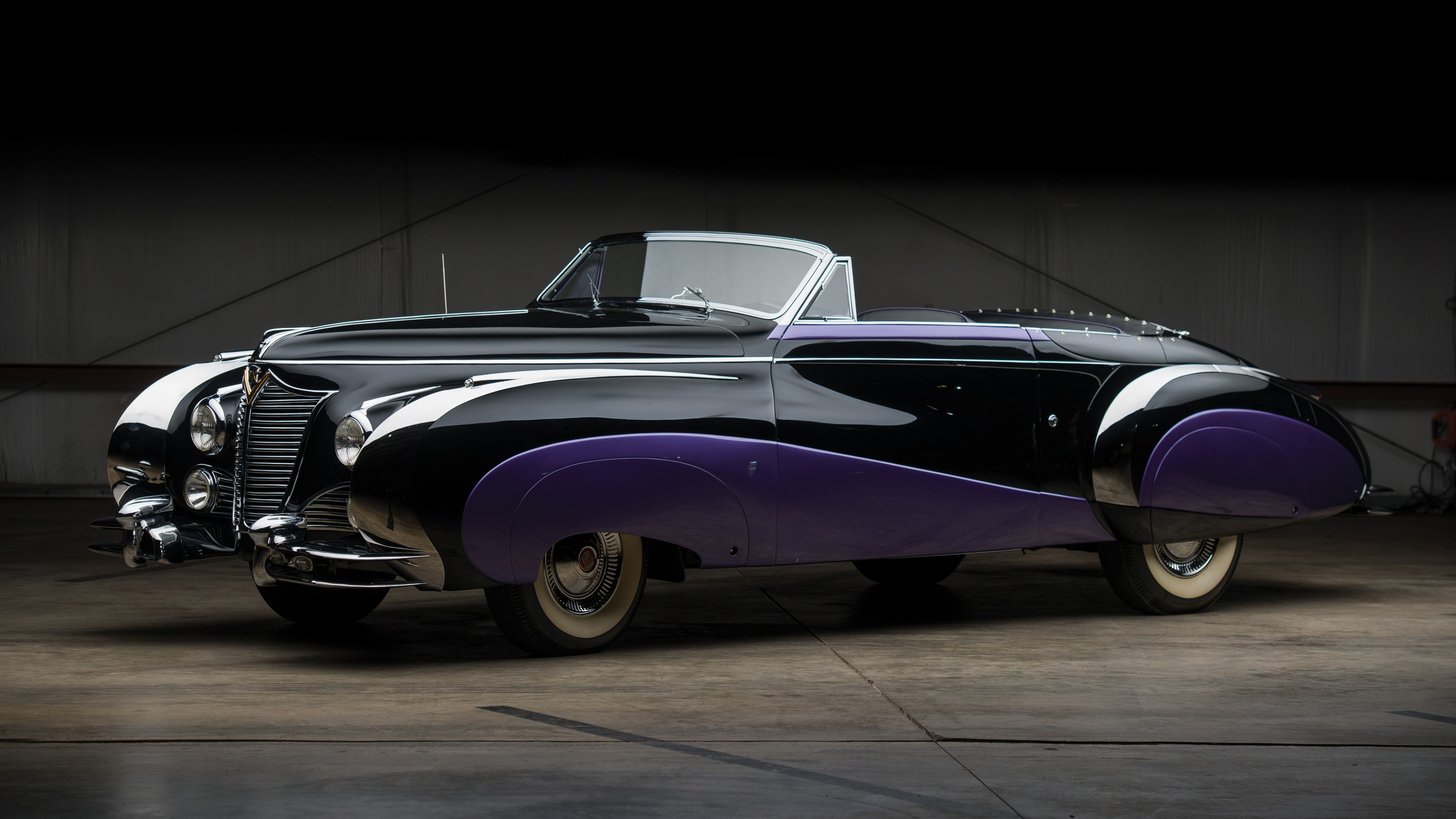 Cadillac Series 62 Classic Convertible 4K Wallpaper | HD ...