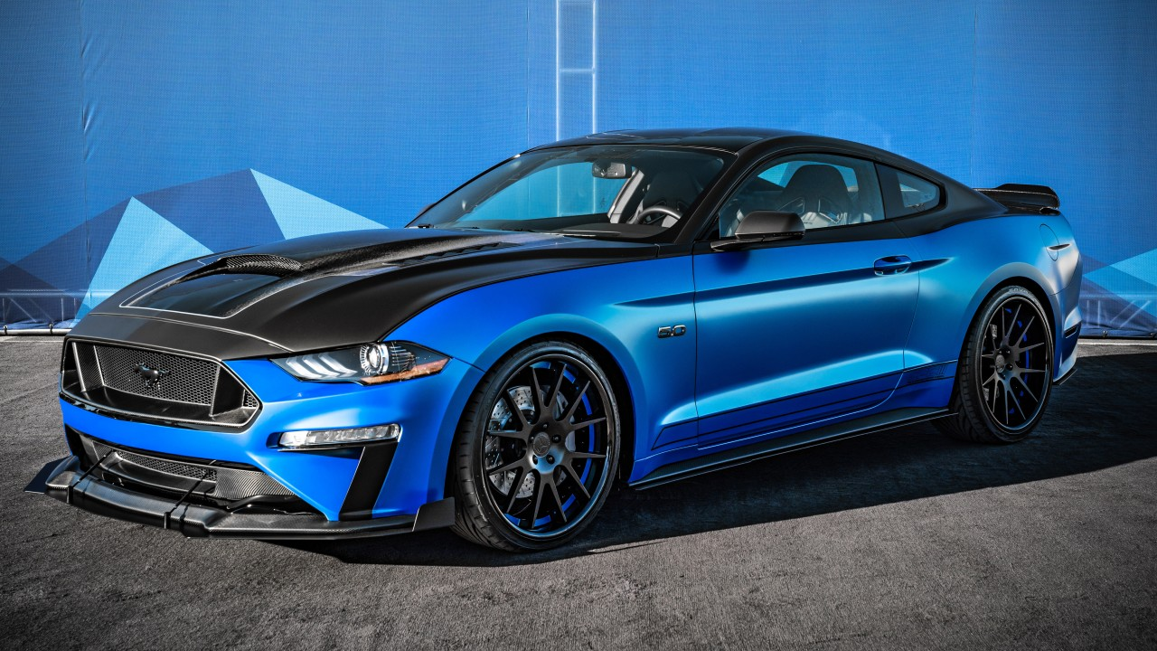 Ford Mustang Convertible >> California Pony Cars Ford Mustang GT Fastback 2019 4K ...