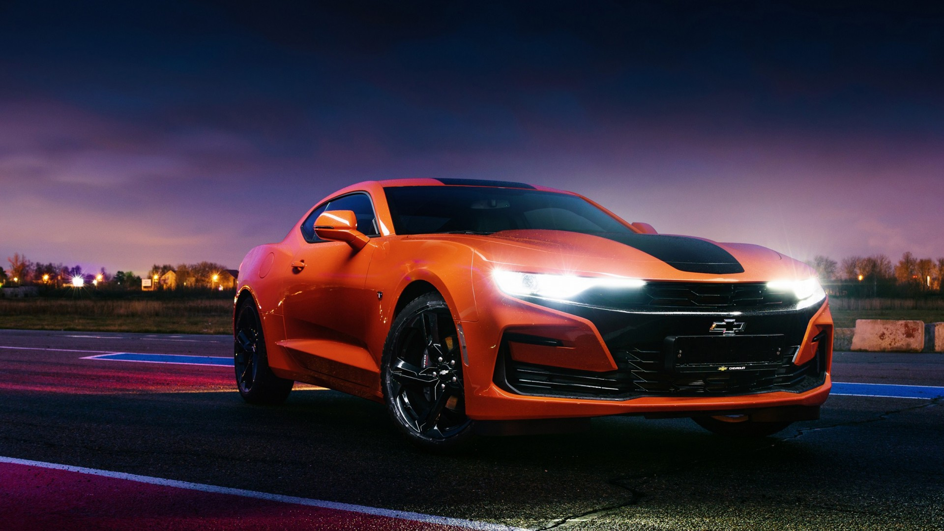 Chevrolet Camaro 2019 Wallpaper HD Car Wallpapers ID