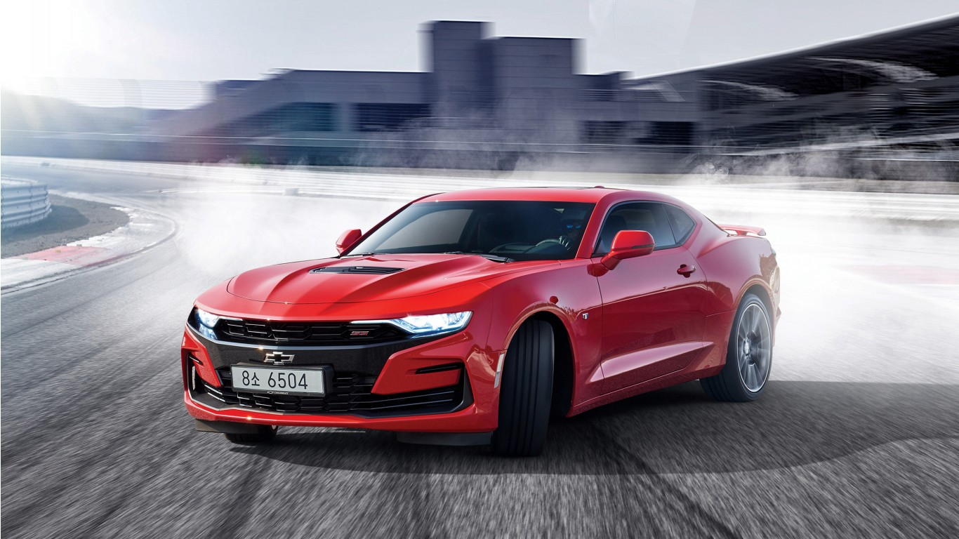 Chevrolet Camaro SS 2019 Wallpaper | HD Car Wallpapers ...