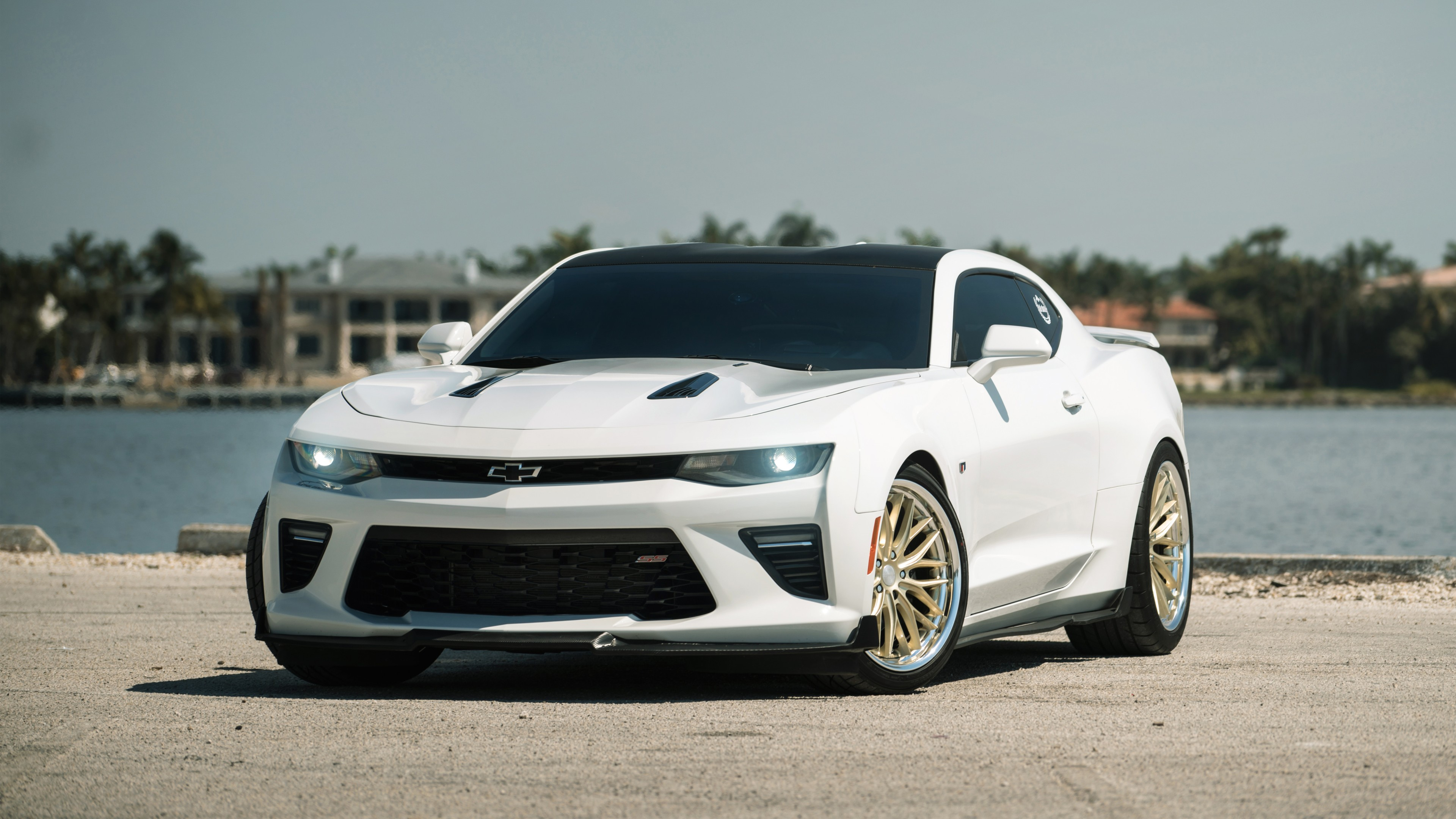 Chevrolet Camaro SS 5K Wallpaper  HD Car Wallpapers  ID 8200